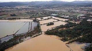 Франция и Италия: погибшие и пропавший без вести в результате наводнений(Два человека погибли в результате сильнейшего ...