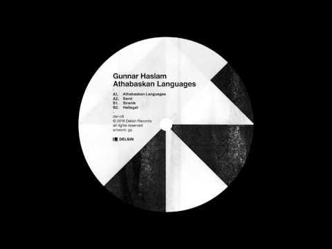 Gunnar Haslam - Athabaskan Languages