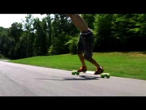 Longboarding: Whirling Dervish
