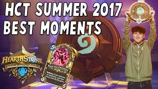 HCT Summer 2017 | Best Moments