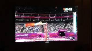 2012奧運,荷蘭級單摃體操選手超級高水準的表現,打敗中國選手拿下金牌!
