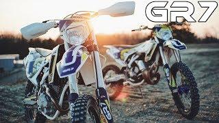 китайская Husqvarna. Обзор мотоциклов GR7 250