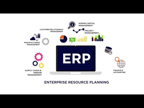What is ERP (Enterprise Resource Planning) ?