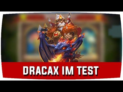 Castle Clash | Dracax Im Test! ♦ Schloss Konflikt [Deutsch]
