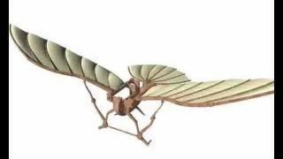 Leonardo da Vinci's Glider