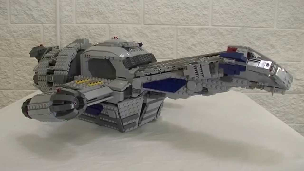 Lego Firefly Serenity Review Youtube