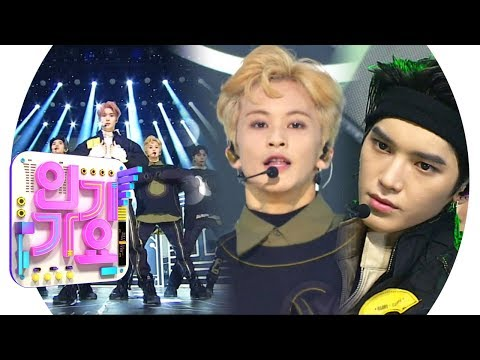 NCT 127(엔시티127) - Superhuman @인기가요 Inkigayo 20190526