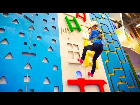 Climbing Wall For Active Kids - Climber Children's Equipment