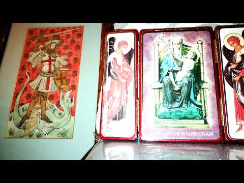 Holy Rosary 46: St. George, English Martyrs & Our Lady of Walsingham - 81 Holy Rosary Novena