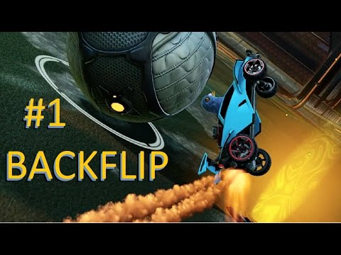 Cómo ser Pro en Rocket League: #1 Reversa Rápida - Tutorial (+ Pack Training)