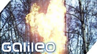 Staubexplosion, Wunderpille & Robuste Drohne  | Finde den Lügner | Galileo | ProSieben