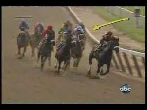 Big Brown and Tale of Ekati contact in Belmont