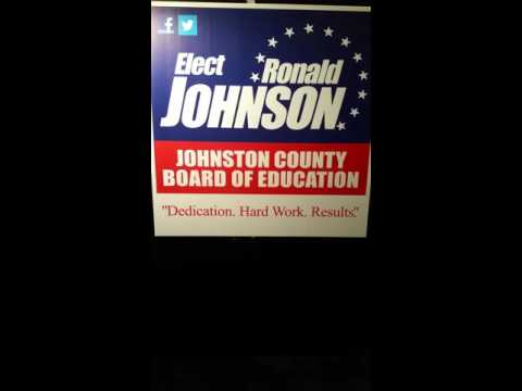 Ronald Johnson WTSB Radio Interview w/ Mr. Carl Lamm 3-2-2016 - (Audio Only)