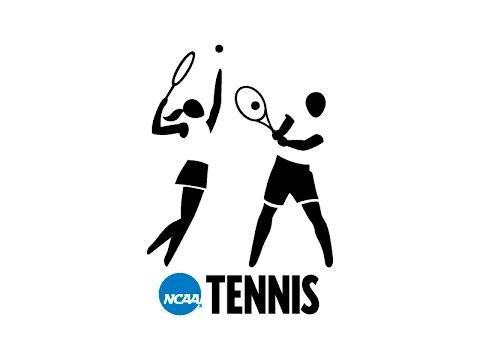 NCAA Division II Tennis - Queens vs Wingate (Men's Court 1)