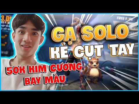 [Free Fire] Gạ Cụt Cụt Gamer Kèo Solo 50K Kim Cương Và Bí Mật Của 2 Kẻ Cụt Tay  | Tin Gáy To