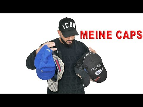 ALLE MEINE CAPS #1