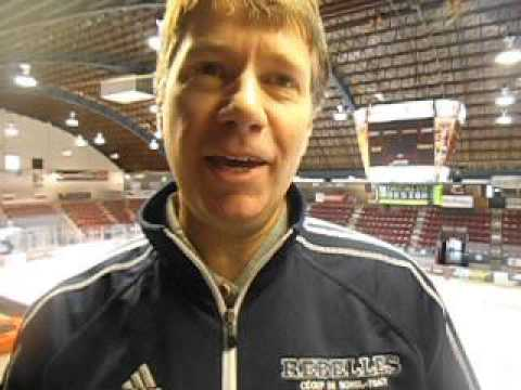 Entrevue avec Richard Farley DG des Opérations du Colègede hockey Sorel -Tracy .