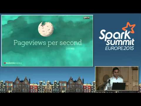 Training Advanced Exploring Wikipedia with Spark