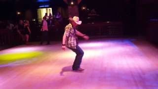 alex dancing mamas broken heart the ranch