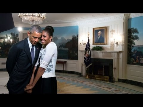 The Obamas' cutest moments