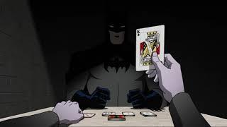 Бэтмен узнаёт что Джокер сбежал из Аркхема