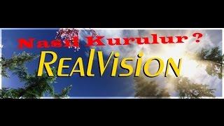 Nasıl Kurulur ? RealVision ENB+ELFX