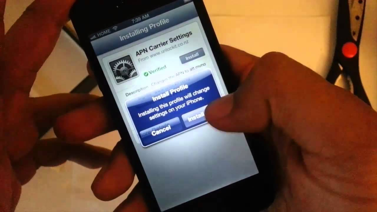 Prepaid SECRET: Straight Talk on the iPhone 5 NEVER OVER PAY - YouTube