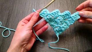 How To Crochet C2C Corner to Corner