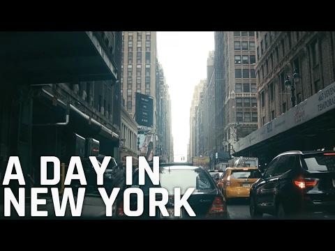 My America Journey | New York City Trip | Shot with BMPCC