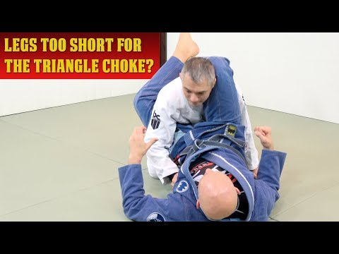 """""""Every Triangle Choke Is Also An Omoplata"""" (Triangles with Short Legs)"""