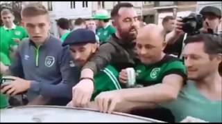 Euro 2016-Best Of supporters irlandais