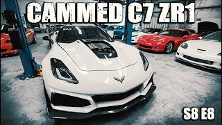 2019 C7 ZR1 hits the Dyno & KP's racecar gets a new name! | RPM S8 E8