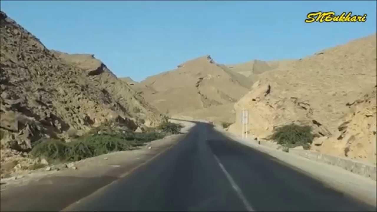 Karachi to Gwadar (8) Kund Malir to Buzi Pass