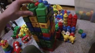Lego Primo - Kids playing - Kids have fun