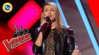 Michaela Kaločai - How Deep Is Your Love (Calvin Harris) - The VOICE Česko Slovensko 2019