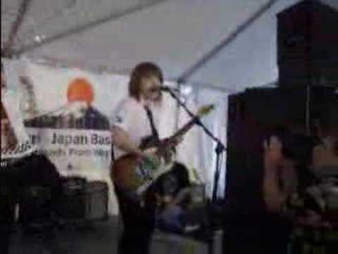 Ore Ska Band Pinocchio @ Brush Square Park 3/15/07