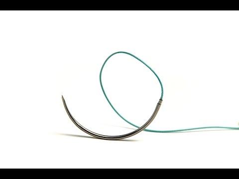 какими нитками шьют при операции на геморрое