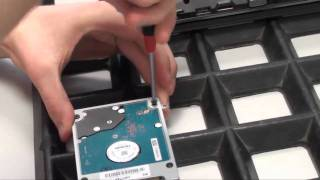 Acer Aspire 7745G 2nd HDD backfitting