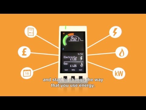 Our video guide on home energy monitors