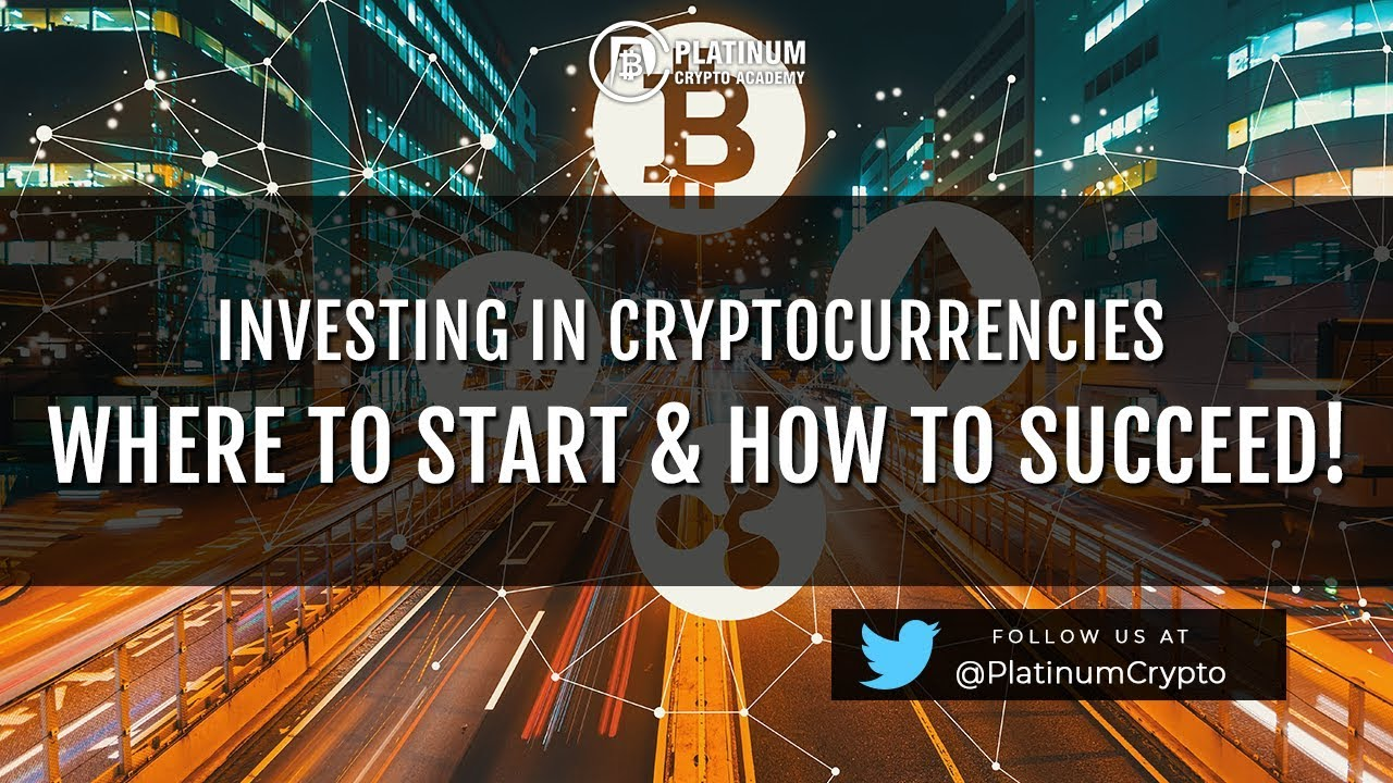 where to begin with cryptocurrency