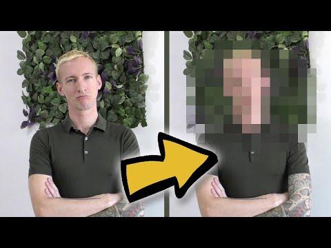 Photoshop Tutorial: Gesichter zensieren/unkenntlich machen [GERMAN] [HD] [HQ] from YouTube · Duration:  4 minutes 15 seconds