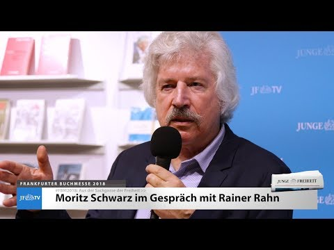 Rainer Rahn im Gespräch mit Moritz Schwarz (#FBM2018)