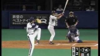 【プロ野球MAD】 河原純一 ハイライト2009