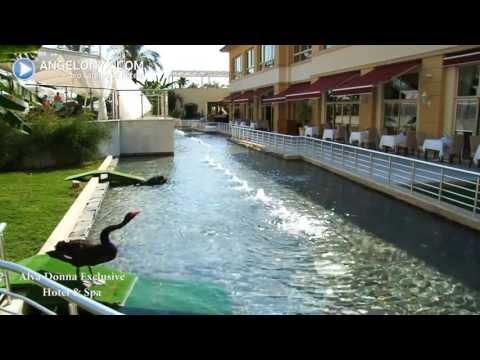 Образец видеоролика с телерекламой отеля