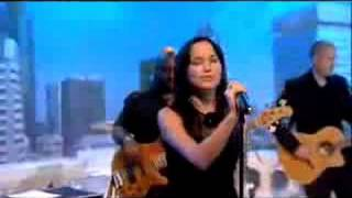 Watch Andrea Corr Champagne From A Straw video