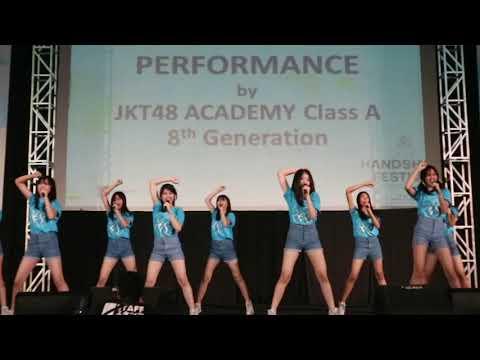 JKT48 Academy Class A (8th Gen) - Shoujotachi Yo @ HS Sousenkyo Top 3