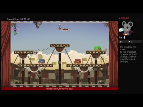 Penarium - demo gameplay |