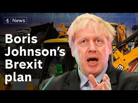 Boris Johnson reveals his Brexit plan - full speech|#BREXIT