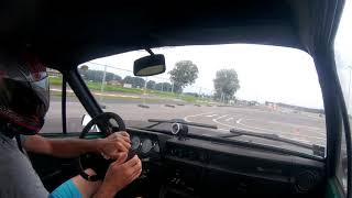 CS Autoslalom - Slovakia Ring, 21.7.2019, J.Galbavý, Škoda 105