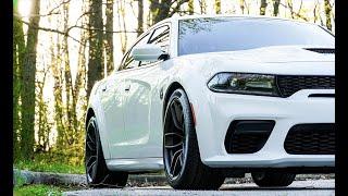 2021 Dodge Charger ScatPack Widebody 🔥🔥🔥 @kreatewithkvnvas